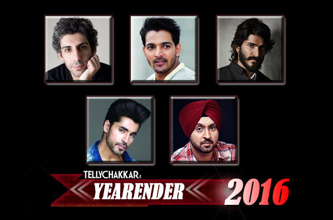 YearEnder: 5 top debutants (male) of 2016