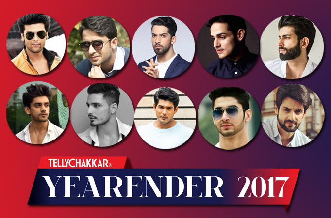 TV dandies who set hearts racing with their muscular bodies in 2017