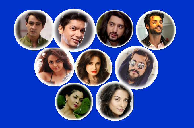 TV actors' RESOLUTION for 2018!