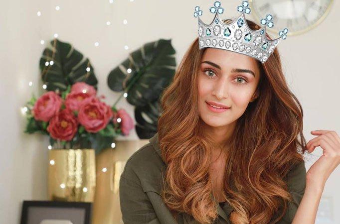 Congratulations: Erica Fernandes is Insta Queen of the Week!