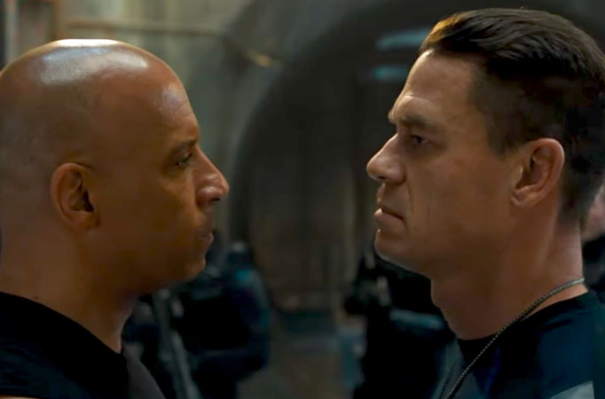 Vin Diesel on casting John Cena as Jakob in 'F9: The Fast Saga'