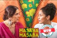 WOW! Masaba Masaba Season 2 heads for a wrap-up; Here's what Masaba Gupta said about the show