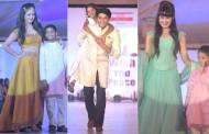 Celebs at PLEDGE FOR PEACE event