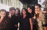 B-Town celebrities at Manish Malhotra's birthday bash!