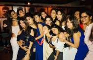Aashka Goradia's Bachelorette party