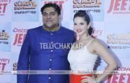 Ram Kapoor & Sunny Leone