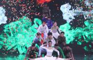 Sajid Khan celebrates Republic Day on the sets of Sony TV's Super Dancer