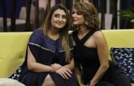 BFFs Juhi Parmar and Aashka Goradia grace JuzzBaatt