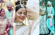 Unseen pics: Rubina-Abhinav's 'heavenly' wedding