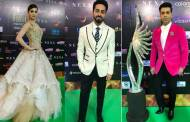 Celebrities who killed the Green Carpet of IIFA 2018!