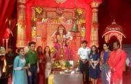 Sony TV actors groove to the dhandiya beats