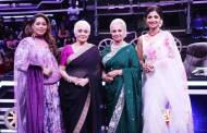 Veteran stars Asha Parekh and Waheeda Rehman grace Super Dancer 3