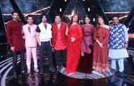 Kalank Cast on the sets of Rising Stars