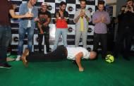 Launch of ZEE5's Bombers with  Indian Football Sensation - Sunil Chhetri