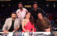 Special Guests on the sets of Dance Deewane