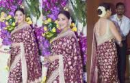 Celebs at Barjatya's wedding reception