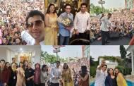 In pics: Indonasian fan love for Sharad Malhotra!