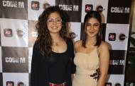 Special Screening of ALTBalaji and ZEE5's CODE M was a Starry Affair