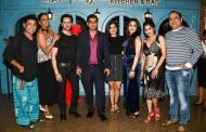 Celebs at the launch of a lounge