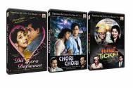 Chori Chori, Dil Tera Deewana and Half Ticket