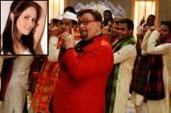 Rishi Kapoor and Hazel Crowney