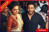 Raj Chakrabarty and actress Mimi Chakraborty