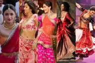 5 lehenga inspiration from Bollywood