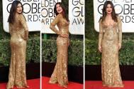 Priyanka Chopra 'glitters' at Golden Globes 2017
