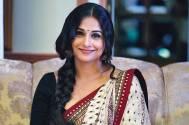I came into films as a woman: Vidya Balan
