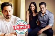 BIG UPDATE! Emraan Hashmi CONFIRMS not being part of Salman Khan and Katrina Kaif-Starrer Tiger 3
