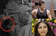 Caught on Camera: Tanisha kissing Armaan in Bigg Boss