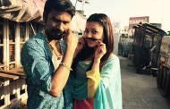 Dhanush and Kajal Aggarwal