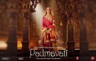 Padmavati's first look!