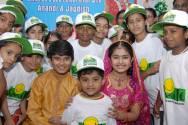 Avika Gor and ,Avinash Mukherjee on,Children's Day