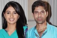 Arushi(Avantika Hundal) and Shakti(Jaswant Manaria)