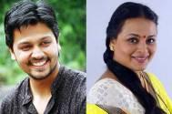 Mohit Dagga and Shilpa Shirodkar