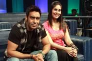 Ajay Devgn and Kareena Kapoor