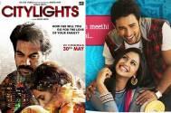 Rajkummar Rao and Patralekha promote CityLights on Ekk Nayi Pehchaan