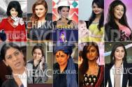 Alternate careers for TV celebs (Female)