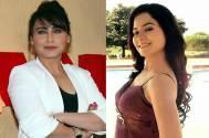 Rani Mukherjee and Shiju Kataria