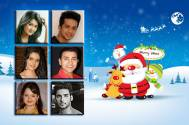 Telly stars share their Christmas Style