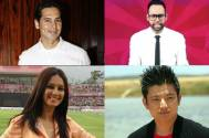 Dino, Andy, Shibani and Meiyang OUT of