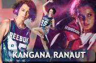When Kangana flaunts her Reebok shoes