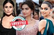 Kareena Kapoor, Sonam Kapoor and Deepika Padukone