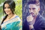 Monalisa and Harsh Rajput
