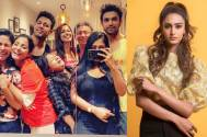 Parth Samthaan enjoys HOUSEWARMING party with Hina Khan and others; Erica Fernendes SKIPS it
