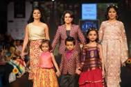 All the glamour from the SEVENTH EDITION of India Kids Fashion Week!