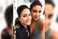 Hina Khan praises Priyanka Chopra for The Sky Is Pink; the duo engages in social media banter