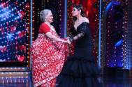 Raveena Tandon pays tribute to legendary Asha Parekh on Nach Baliye 9