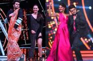 Maniesh Paul having a ball of time at Dabangg Tour with Jacqueline-Sonakshi, these pictures are proof